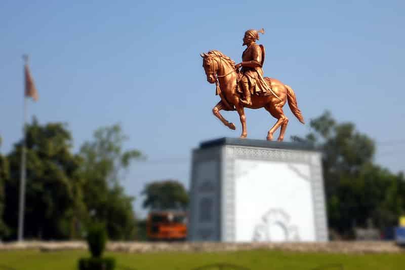 Shivaji Maharaj Horse Name