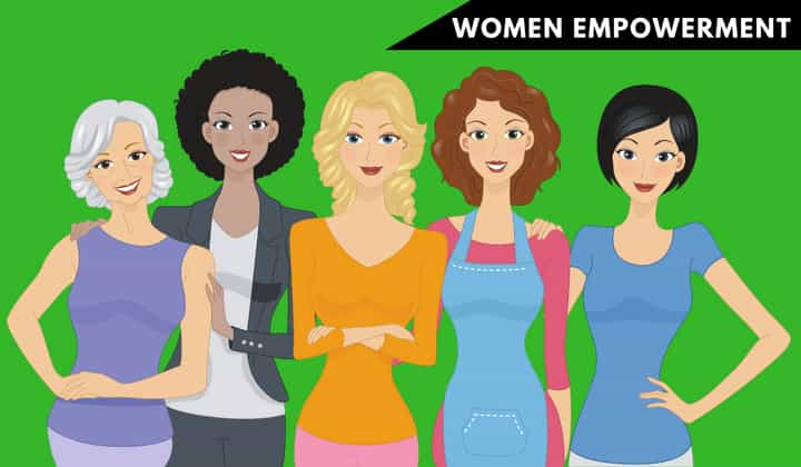 Importance of women empowerment