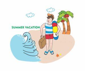 summer vaction essay