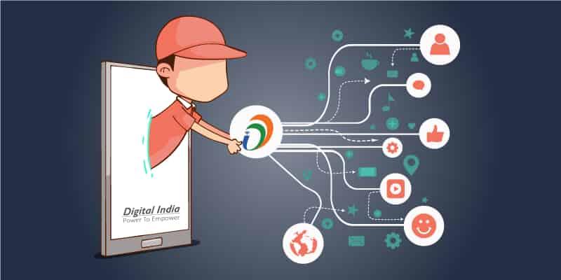 Digital India Essay in English