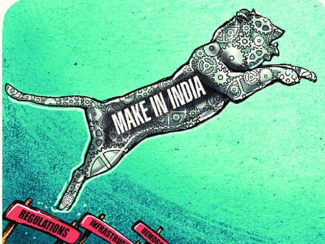 Make in India Essay in 1000 Words