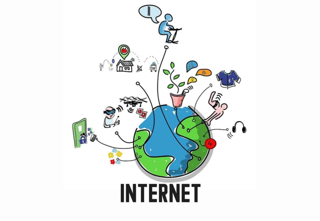 Essay on Internet