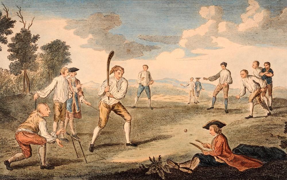 Cricket Essay