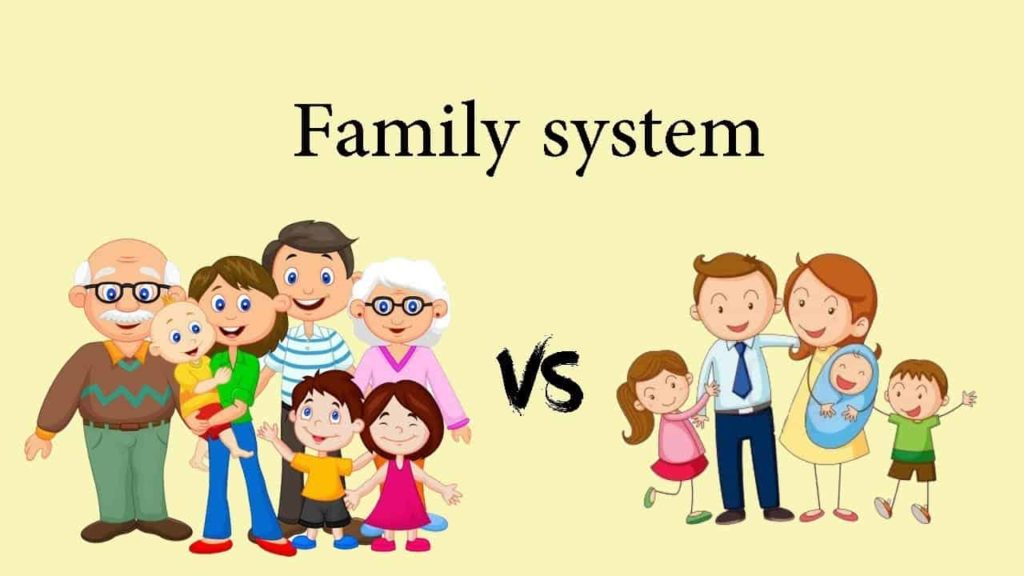 Nuclear family vs. joint family Essay