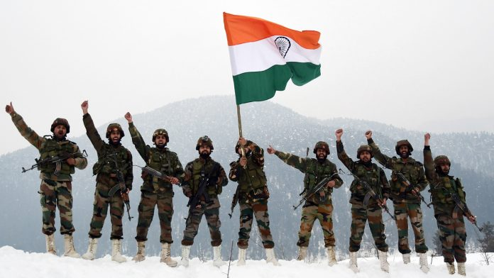 essay on indian army